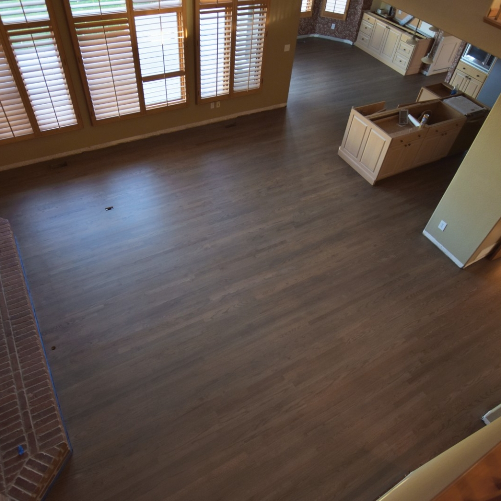 Duraseal Custom Gray Stain Mix - Overview