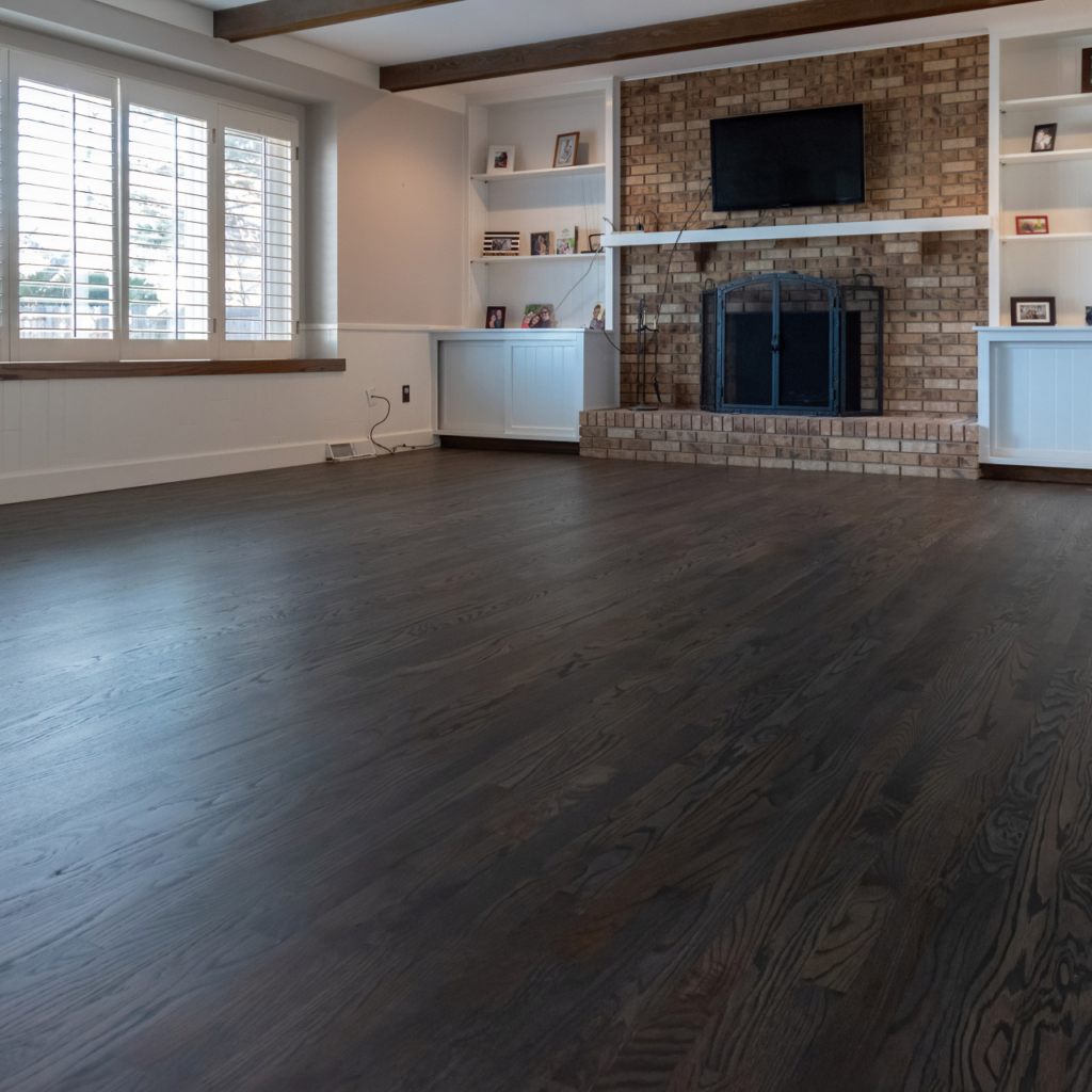 Driftwood Stain Red Oak
