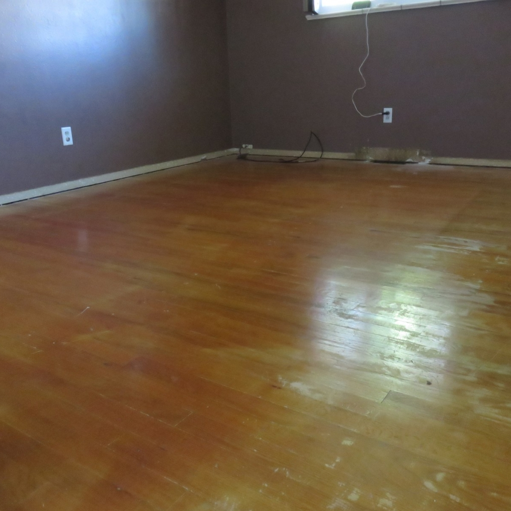 Red Oak Stained Country White